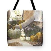 Jennifer's Pumpkins Tote Bag