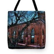 Jerome Church Tote Bag
