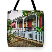 Jerry Arnold - Home Tote Bag