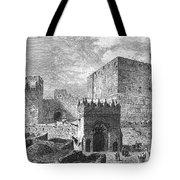 Jerusalem: Citadel Tote Bag