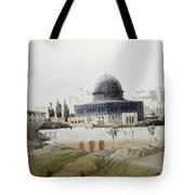 Jerusalem Close Up Tote Bag