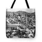 Jess Willard (1883-1968) Tote Bag