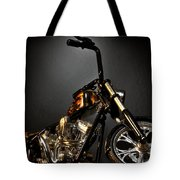 Jesse James Bike 2 Detroit Mi Tote Bag