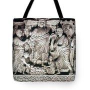 Jesus & Apostles Tote Bag