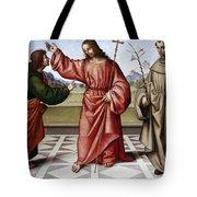 Jesus & Thomas Tote Bag