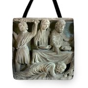 Jesus And Mary Magdalene Tote Bag