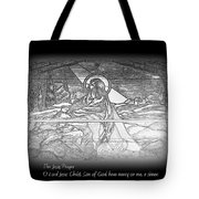 Jesus Prayer Tote Bag