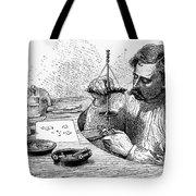 Jeweler, 19th Century Tote Bag