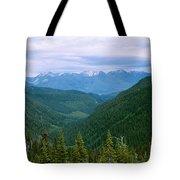 Jewell Basin- Mt Tote Bag