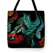 Jewels Of The Night Tote Bag