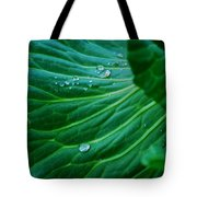 Jewels Of Water Tote Bag