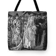Jewish Wedding, C1892 Tote Bag
