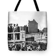Jfk In Berlin, 1963 Tote Bag