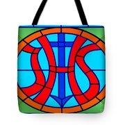 Jhs Christogram Tote Bag