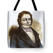 J�ns Jacob Berzelius, Father Of Swedish Tote Bag