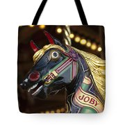 Joby The Carousel Horse Tote Bag