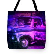 Joe And The Pontiac Truck Tote Bag