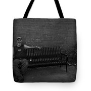 Joey Again Tote Bag