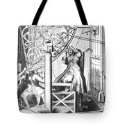 Johannes Hevelius And His Assistant Tote Bag