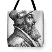 Johannes Oecolampadius Tote Bag