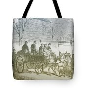 John Brown, American Abolitionist Tote Bag