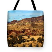 John Day Blue Basin Tote Bag