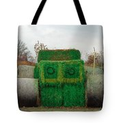 John Deer Made Of Hay Tote Bag