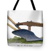 John Deere Plow Tote Bag