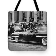 John F. Kennedy (1917-1963) Tote Bag