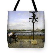 John Finley Walk V Tote Bag