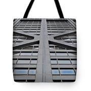 John Hancock's X Tote Bag