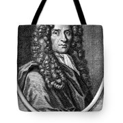 John Locke, English Philosopher, Father Tote Bag by Science Source
