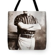 John M. Ward (1860-1925) Tote Bag