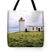 John O Groats Lighthouse Tote Bag