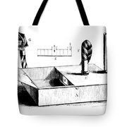 John Snows Ether Inhaler, 1847 Tote Bag