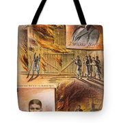 John W.booth (1835-1865) Tote Bag