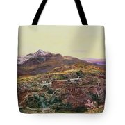 John William Inchbold Tote Bag