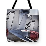 Joint Operations Squadron V5 Tote Bag