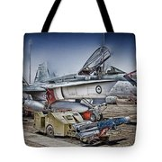 Joint Operations V3 Tote Bag