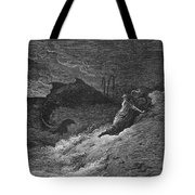 Jonah & The Whale Tote Bag