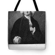 Jonathan Trumbull Tote Bag