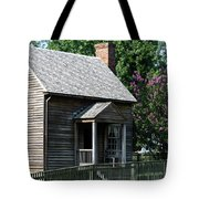 Jones Law Office Appomattox Court House Virginia Tote Bag