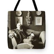 Joris Karl Huysmans Tote Bag