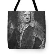 Joseph Addison (1672-1719) Tote Bag