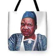 Joseph Ki-zerbo Tote Bag