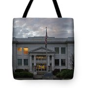 Josephine County Court House Tote Bag