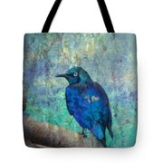 Josh's Blue Bird Tote Bag