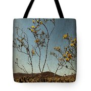 Joshua Tree Park In Bloom Tote Bag