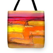 Journey One Tote Bag