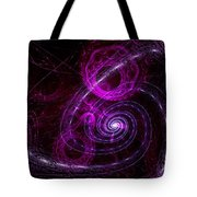 Journey Through The Time Tote Bag